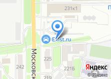 Компания «Прима Системс» на карте