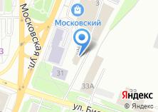 Компания «Доверие» на карте