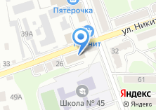 Компания «АВТОМАРКЕТ-КАЛУГА.РФ» на карте