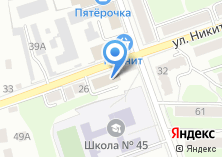 Компания «Академия Джедаев» на карте