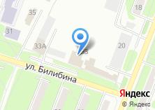 Компания «ФАБРИКА 2016» на карте
