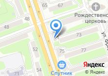 Компания «ЭКЦ» на карте