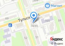 Компания «МАСТЕР-КЛЮЧ» на карте