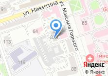 Компания «Калужское областное бюро судебно-медицинской экспертизы» на карте