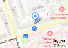 Компания «КЗТА участковый пункт полиции» на карте