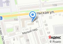 Компания «Отдел виз и регистраций иностранных граждан ИФМС России по Калужской области» на карте