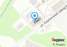 Компания «Эталон-авто» на карте