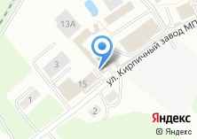 Компания «ТЕПЛАЯ БУХТА» на карте