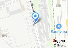 Компания «АВТОКОНТИНЕНТ40» на карте