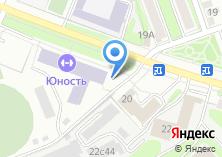 Компания «Шиномонтажная мастерская на ул. Болдина» на карте