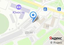Компания «Электронные системы» на карте