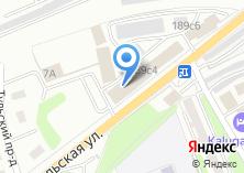 Компания «AUTOZAP» на карте
