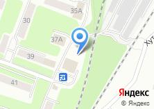 Компания «Драйв-сервис» на карте