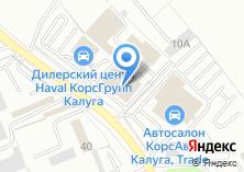 Компания «КАСАМ Авто» на карте