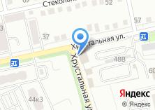 Компания «Авто Фишка» на карте