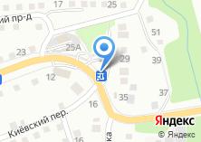 Компания «Автоаккумуляторы» на карте