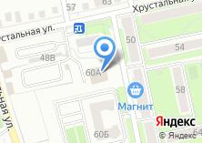 Компания «KAZANOVA» на карте
