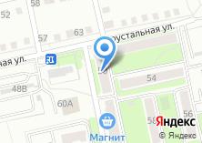 Компания «Хрустальная участковый пункт полиции» на карте