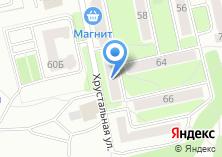 Компания «Калуга-заказчик» на карте