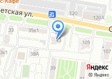 Компания «Ателье на ул. Льва Толстого» на карте