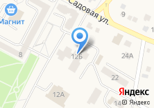 Компания «Общежитие БелГСХА» на карте