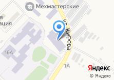 Компания «БелГСХА» на карте