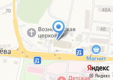 Компания «Противопожарные работы» на карте