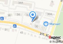 Компания «Союз МЖК России» на карте