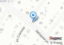 Компания «Хохлома» на карте