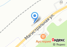 Компания «Семь ветров» на карте