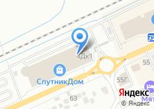 Компания «Объект №1» на карте