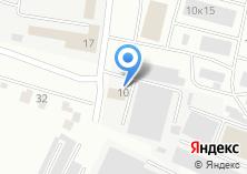 Компания «РосКедр» на карте