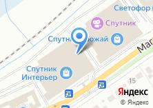 Компания «Правильная мебель» на карте