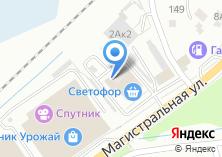 Компания «Новопол» на карте