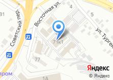 Компания «КУПЕЦЪ» на карте
