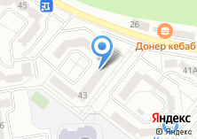 Компания «Строящийся жилой дом по ул. Юности бульвар» на карте