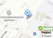 Компания «Мебельстрой» на карте