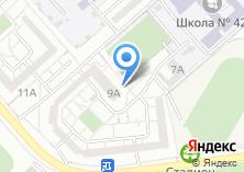 Компания «Фалькор» на карте