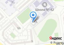 Компания «Белгородспецнаб» на карте