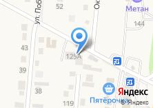 Компания «NEK Continental» на карте