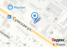 Компания «Учебно-курсовой комбинат» на карте
