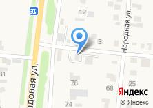 Компания «Метротаил» на карте
