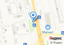 Компания «Кайф» на карте