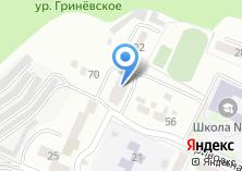 Компания «ОгонёкХ» на карте
