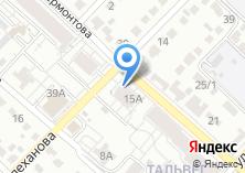 Компания «АвтоСтрой» на карте