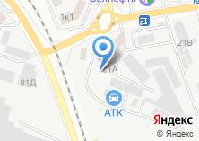Компания «ИНТЕРВЕСП» на карте