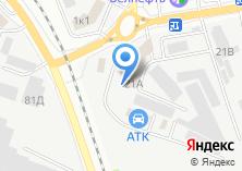 Компания «Металлсервис-Белгород» на карте