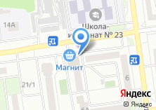 Компания «Город Детей» на карте