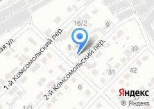 Компания «Белгородсоюзлифтмонтаж» на карте