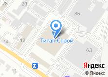 Компания «Матрас для Вас» на карте